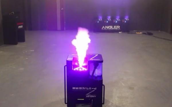 安格尔 舞台特效 P-117 幻影雾机 实拍效果MVI_5101
