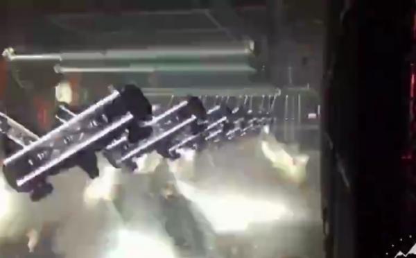 安格尔ANGLER 舞台特效设备 - 杭州ONE THIRD 酒吧项目现场实拍-002